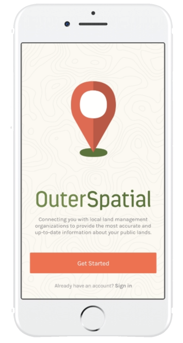 OuterSpatial App Image