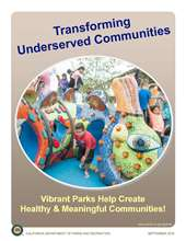 Transforming Underserved Communities Cover
