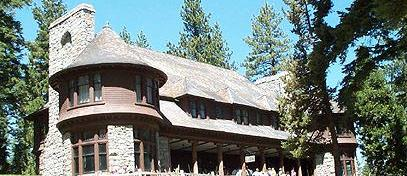 Ehrman Mansion in Sugar Pine Point SP