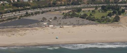 Ventura State Beach in the City of Ventura, California