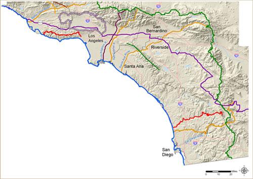 Trail Corridors