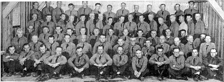 Company 1921V, c. 1938 (photo 2 of 2)