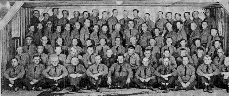 Company 1921V, c. 1938 (photo 1 of 2)