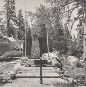 Round Valley Ranger Station, 1963