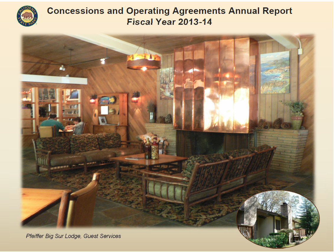 2013-14 Concessions Annual Report