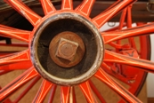 Stagecoach Wheel Hub