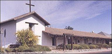 Adobe Parish Church