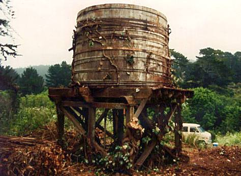 Image of water tank