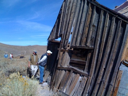 Bodie State Historic Park building