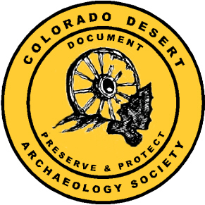 Colorado Desert Archaeological Society
