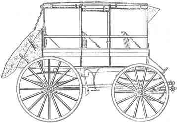 Dougherty Spring Wagon, 1882