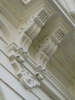 Mansion Cornices