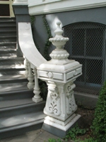 Mansion Staircase Approach