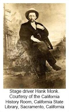 Famous Stagecoach Driver Hank Monk