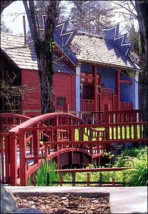 Image of Weaverville Joss House SHP