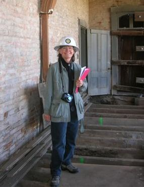 Marianne Hurley, California State Parks Historian