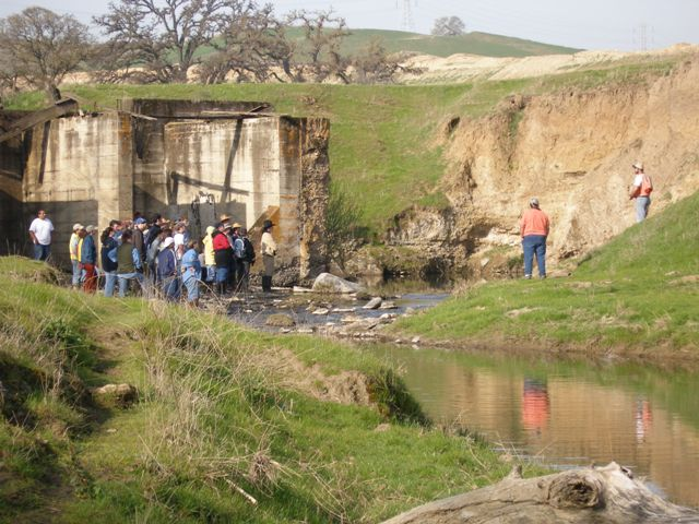 Marsh Creek is an important archaeological site in the history of California.