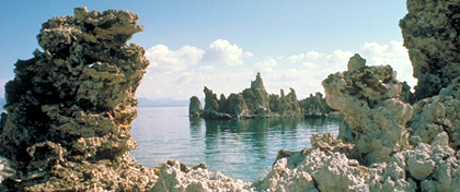 Mono Lake is approx. 500,000 years old