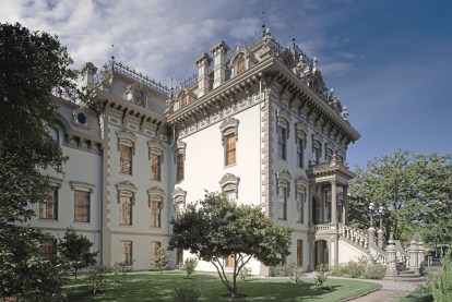 Stanford Mansion after major restoration