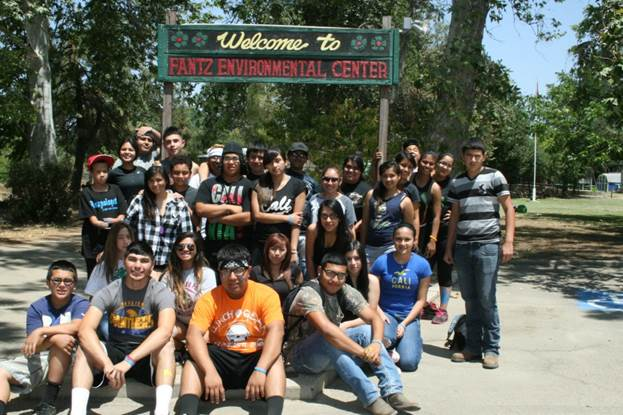 city of perris outing