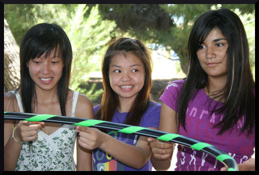 OYC Girls with hoop