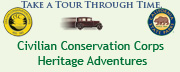 Use this link to learn about CCC Heritage Adventures