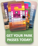 Click here to purchase your State Parks Passes