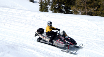 California State Parks operates 19 SNO-PARKS
