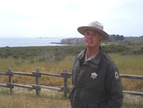 Gary Strachan Ranger Santa Cruz District