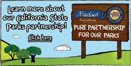 Click here to learn more about the Knudsen Pure Partnership For Our Parks