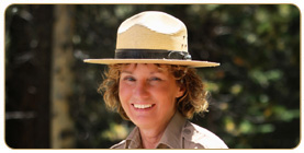 State Parks Ranger Sue Neary