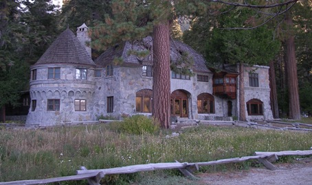 Vikingsholm in Emerald Bay State Park