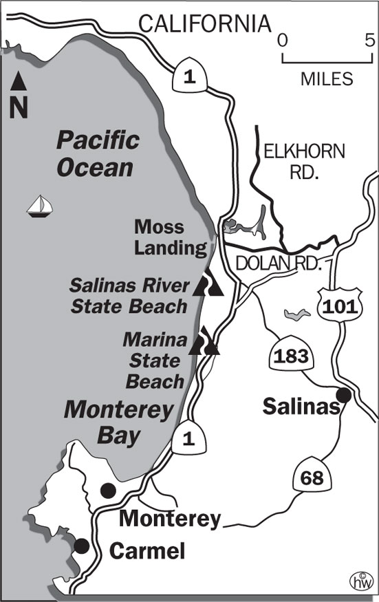 Dune Nature Trail Map