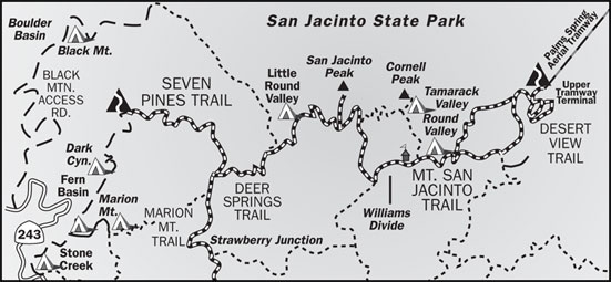 idyllwild trail map with Showthread on Index further Jean Peak Via Fuller Ridge in addition Ernie Maxwell Scenic Trail Idyllwild further  further Hiking San Jacinto.