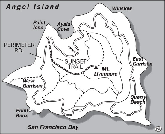 Angel Island Loop Trail Msp