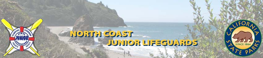 North Coast Jr. Lifeguard Banner