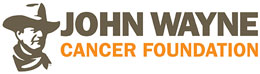 John Wayne Cancer Foundation Logo