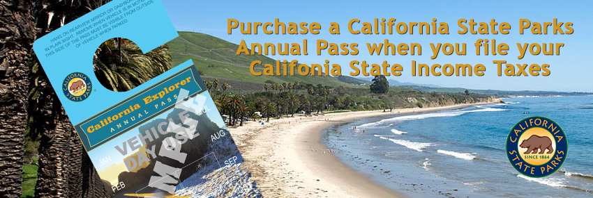 Contribute to the State Park Protection Fund