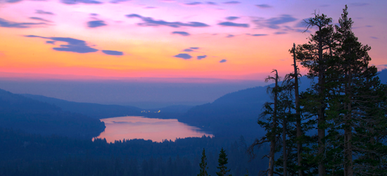 Donner Lake Image