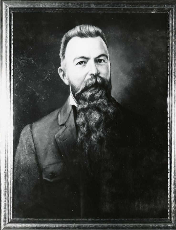 Andrew P. Hill