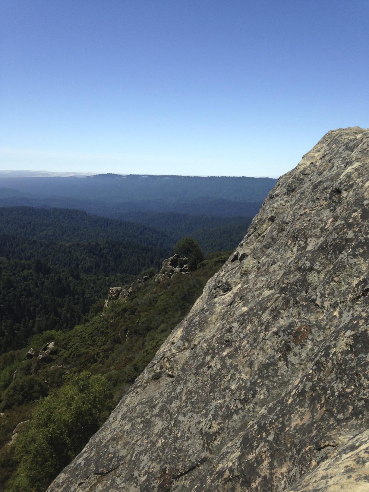 castle rock overlook