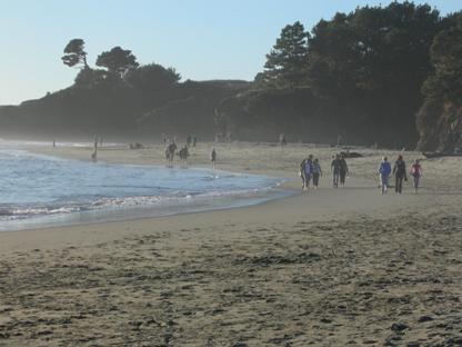 Big River Beach of Mendocino Headlands State Park