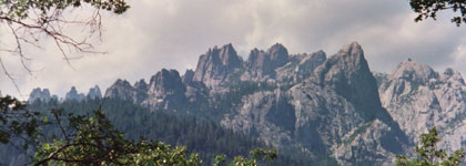 Castle Crags SP - photo by Mike Young