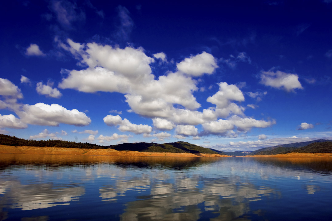 Lake Oroville Sra