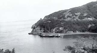 Ayala Cove, Angel Island