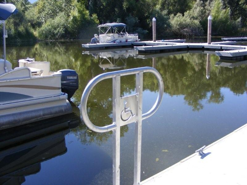 Accessible Docks