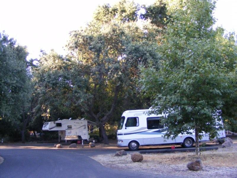 Kelsey Creek, Campground Site