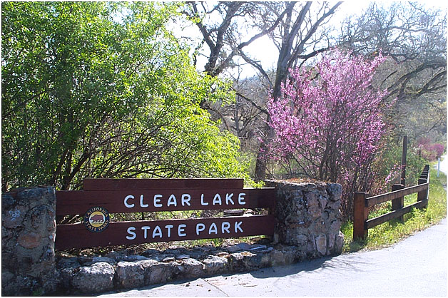 Clear Lake Entrance Image