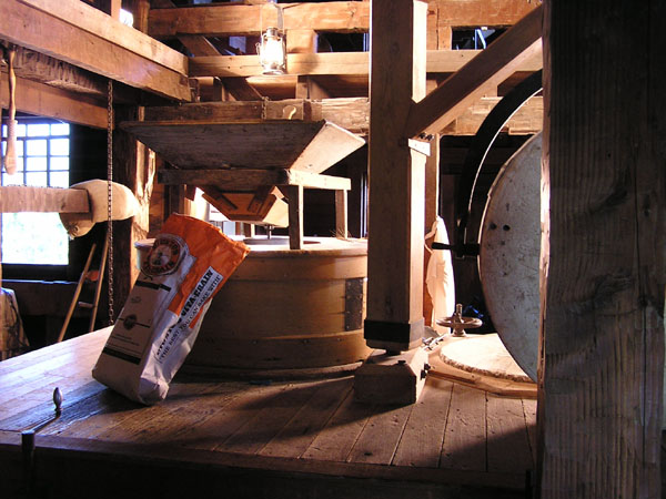 Bail Grist Mill image