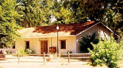 California State Indian Museum in Sacramento